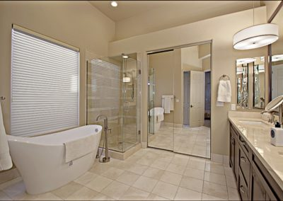 Pinnacle Canyon | Master Bath 1