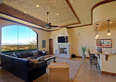Paradise Valley | Family Room