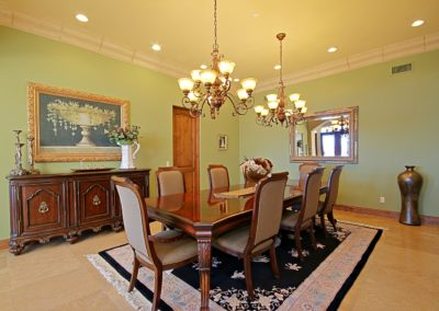 Paradise Valley | Formal Dining Room