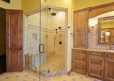 Paradise Valley | Master Steam Shower