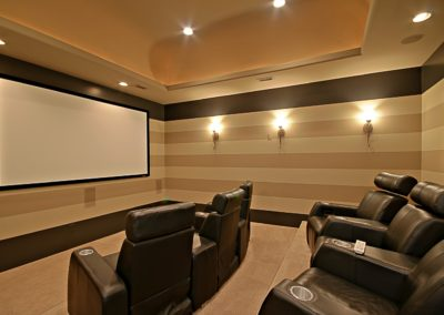 Paradise Valley | Theater Room