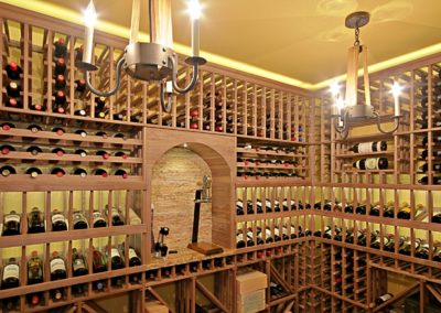 Paradise Valley | Wine Cellar