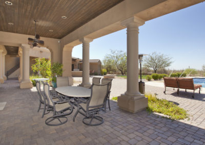 Pinnacle Peak I Patio