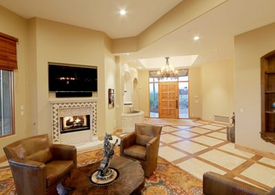 Troon North | Living Room