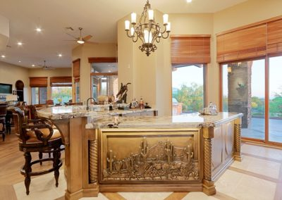Troon North | Wet Bar