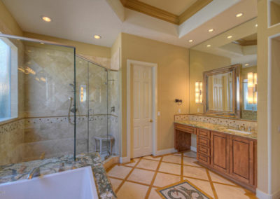 Biltmore | Master Bathroom 1