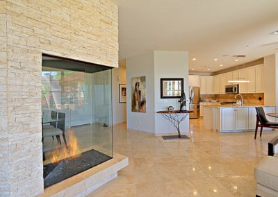 McDowell Mountain | Fireplace