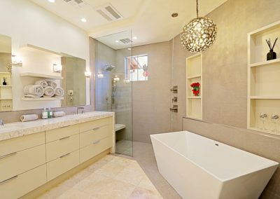 McDowell Mountain | Master Bath
