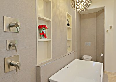 McDowell Mountain | Master Bath 4
